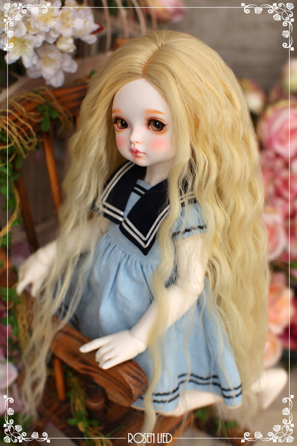 Luna (New HRF - Blond)