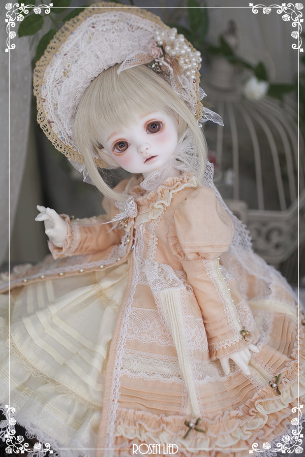 Limited Dress : Lemon Candy