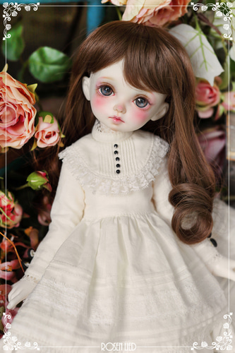 Charming Wig (New HRF - Dark Brown)
