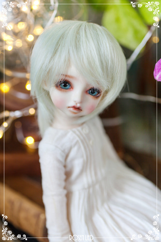 Pastel Short cut (Soda blond)