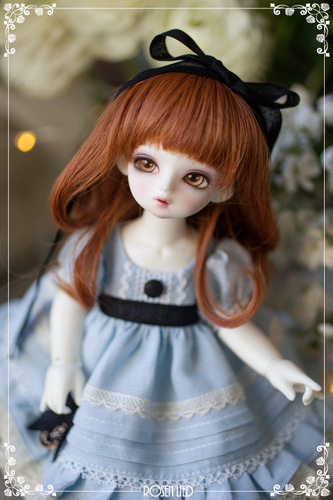 Alice (New HRF - Brown)