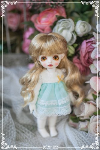 Lovely Braids Wig (Cream)