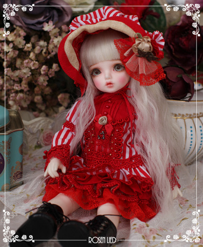 Tuesday's Child Limited Chocolat - Candy Cane