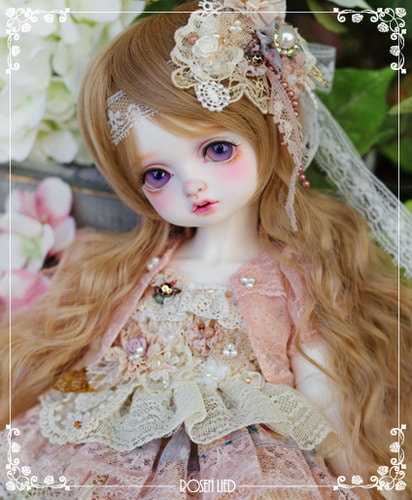 Limited : Holiday's Child Bambi - for I.Doll West VOL.24