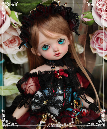 Holiday's Child Boutique Limited Bambi - Arabian Romance