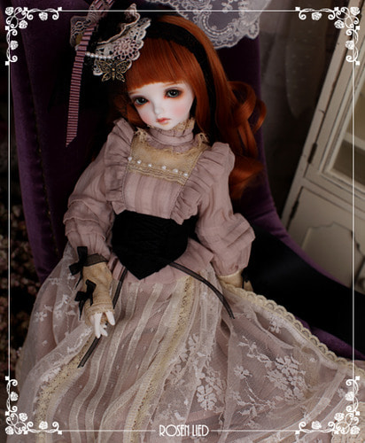 Wednesday's Child Limited Flora - For 5th Anniversary