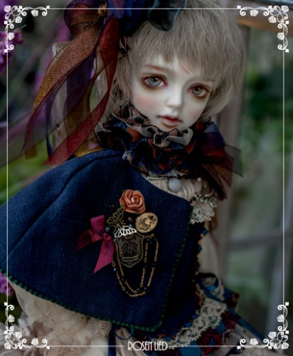Wednesday's Child Limited Duke : Duke of Blue