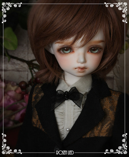 Wednesday's Child Limited Louie - For 4th Anniversary