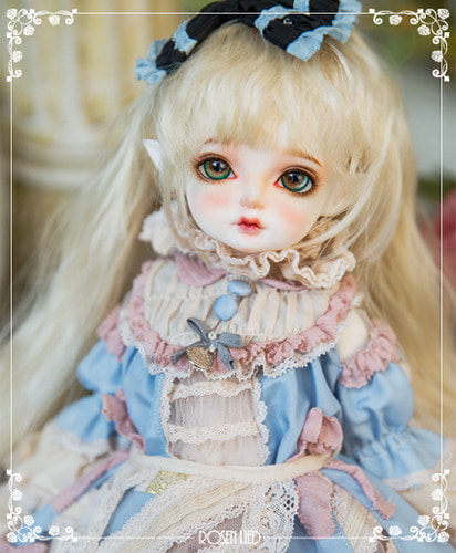 Holiday's child limited Ribbon (fairy ver.) - Alice and Cupcake