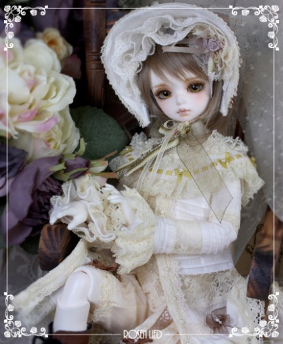 Wednesday's Child Limited Benjamin - White parfait