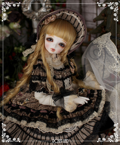 Wednesday's Child Limited Louie (ver. girl) - Winter Marchen