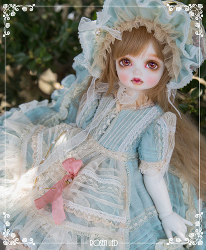 Holiday's child limited Ribbon (fairy ver.) - spring garden ver.2