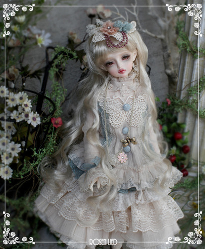 Wednesday's Child Limited Rose - For 6th Anniversary