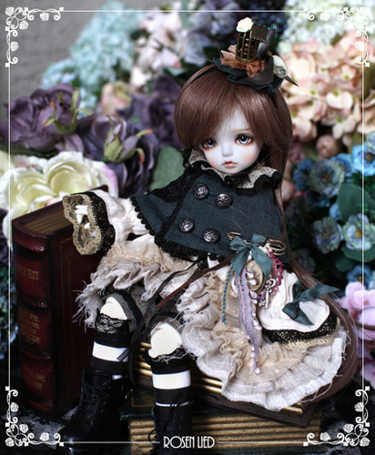 Tuesday's Child Limited Chocolat - 小公子 : Little Lord Fauntleroy