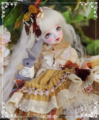 Tuesday's Child Limited Beige -  For 10th Anniversary