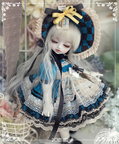 Tuesday's Child Limited Maret (Reverie ver.) - for Osaka Dollism