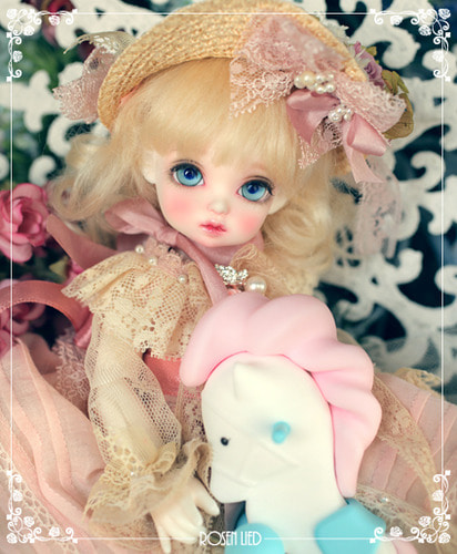 Tuesday's Child Limited Vanilla - Pink Valentine day