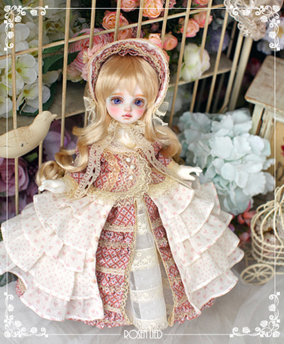 Tuesday's Child Limited Clover - 2016 3rd Party with Rosenlied