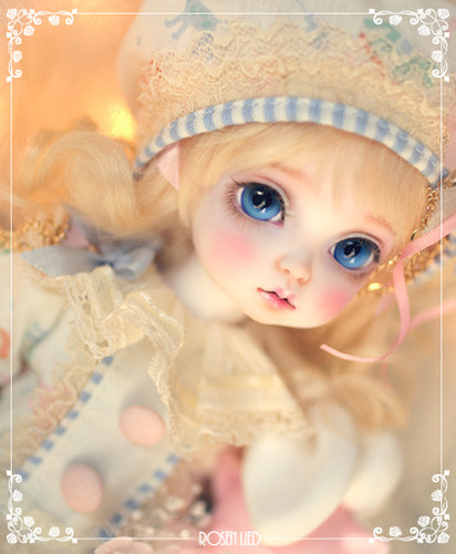 Tuesday's Child Limited Vanilla - Sweet Valentine day