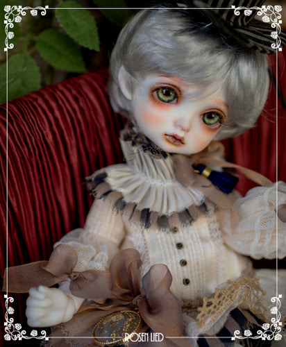 Tuesday's child limited Yummy - For I.Doll