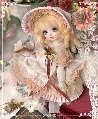 Tuesday's Child Limited Ravie - Romantic Bohemian