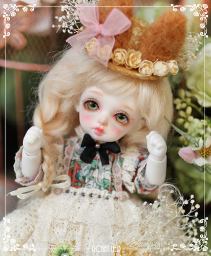 Monday's Child Limited Miu - For I.Doll in Tokyo