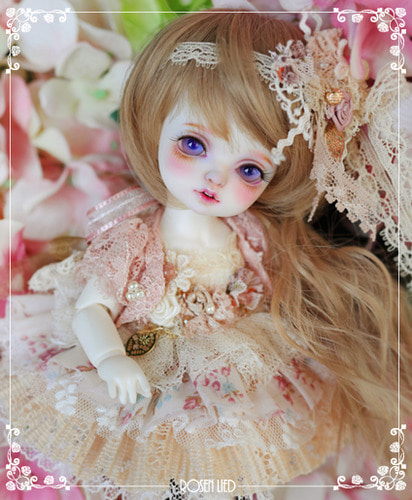 Limited : Monday's Child Bambi - for I.Doll West VOL.24