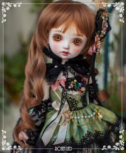 The One : Holiday's Child Miu - For I.doll West Vol. 26