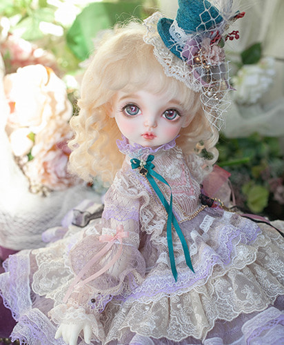 The One : Holiday's Child MoMo - For I.Doll Tokyo