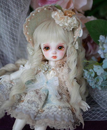 The One : Monday's Child Miu - For I.Doll Tokyo