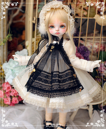 RDHL-026 Holiday's Child Limited Dress - Chouette