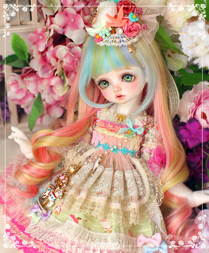 RDHL-033 Holiday's Child Limited Dress - Moi Atelier