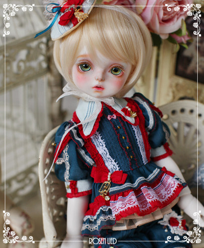 RDHL-039 Holiday's Child Limited Dress - Uyuchagongbang
