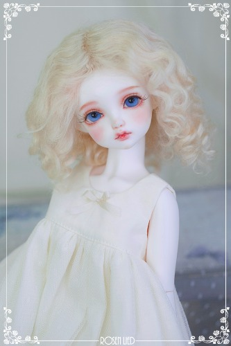 Soft eliza curl (Blond)