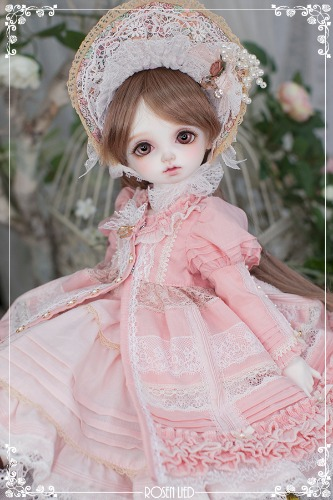 Limited Dress : Pink Candy